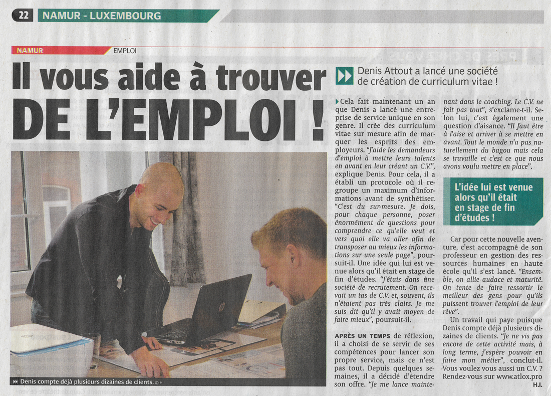 Article DH 21 novemnre