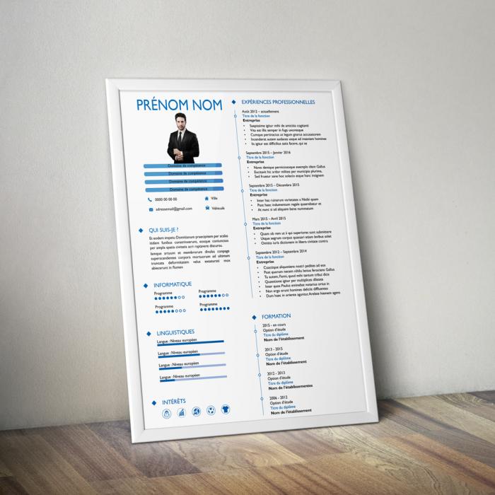 CV Elegant